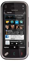 Nokia N97 Mini Sim Free Unlocked Mobile Phone