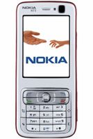 Nokia N73 Mobile Phone Sim Free Unlocked Music Edition (Silver
