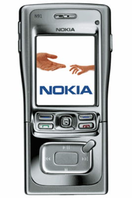 Nokia N91 Mobile Phone Sim-Free Unlocked