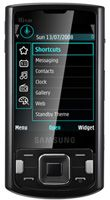 Samsung i8510  Unlocked Mobile Phone