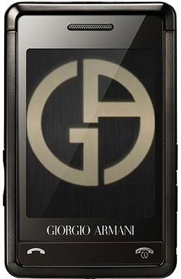 Samsung Armani Sim Free Unlocked Mobile Phone