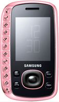 Samsung B3310 Pink  Unlocked Mobile Phone