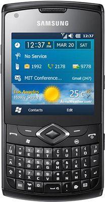 Samsung B7350 Omnia Pro 4 Sim Free Unlocked Mobile Phone