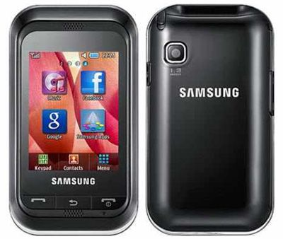Samsung C3300 Sim Free Unlocked Mobile Phone