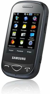 Samsung Delphi B3410 Sim Free Unlocked Mobile Phone