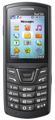 Samsung E2152 Sim Free Unlocked Mobile Phone