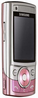 Samsung G600 Pink Sim Free Unlocked Mobile Phone