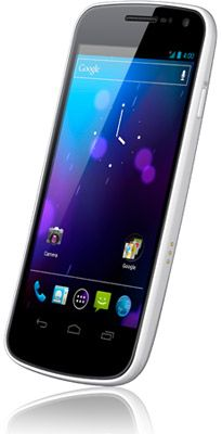 Samsung Galaxy Nexus White Sim Free