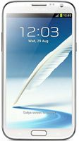Samsung Galaxy Note 2 White Sim Free