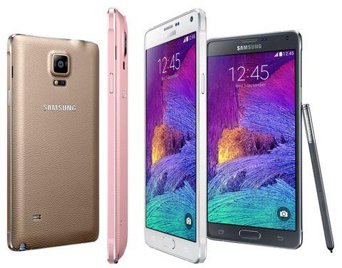 Samsung Galaxy Note 4 Sim Free