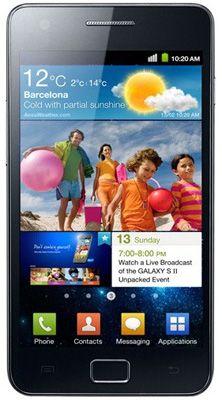 Samsung Galaxy S II Sim Free Unlocked Mobile Phone