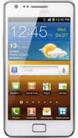 Samsung Galaxy S II White  Unlocked Mobile Phone