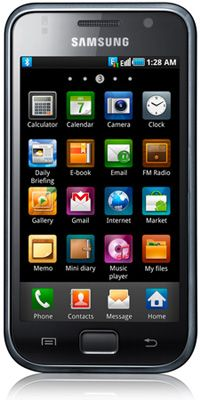 Samsung Galaxy S Plus Sim Free Unlocked Mobile Phone
