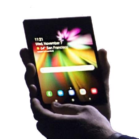 Samsung Galaxy Foldable Handset