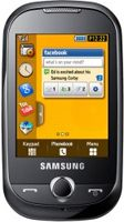 Samsung Genio Touch Sim Free Unlocked Mobile Phone