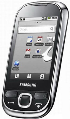 Samsung I5500 Galaxy 5 Sim Free Unlocked Mobile Phone