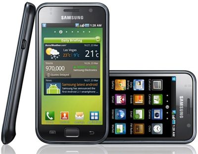 Samsung i9000 Galaxy S Sim Free Unlocked Mobile Phone