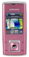 Samsung J600 Pink Mobile Phone  Unlocked