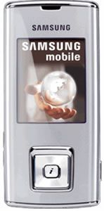 Samsung J600 Silver Mobile Phone Sim Free Unlocked