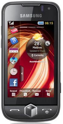 Samsung Jet S8000 Sim Free Unlocked Mobile Phone
