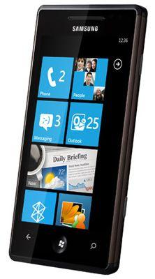 Samsung Omnia 7 Sim Free Unlocked Mobile Phone