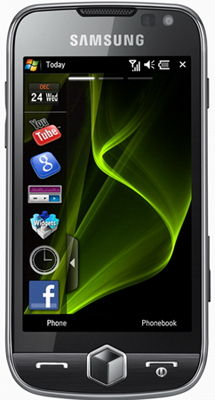 Samsung Omnia II Sim Free Unlocked Mobile Phone