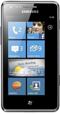 Samsung Omnia Minuet S7530 Sim Free