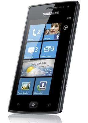 Samsung Omnia W I8350 Sim Free Unlocked Mobile Phone