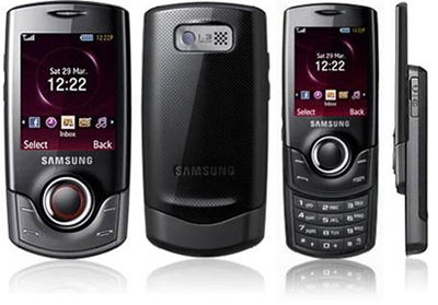 Samsung S3100 Sim Free Unlocked Mobile Phone