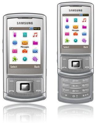 Samsung S3500 Sim Free Unlocked Mobile Phone