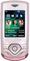 Samsung S3550 Shark 3 Pink  Unlocked
