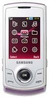 Samsung S5200 (Pink)  Unlocked Mobile Phone