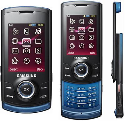 Samsung S5200 Sim Free Unlocked Mobile Phone