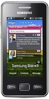 Samsung Tocco Icon S5260  Unlocked Mobile Phone