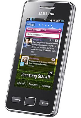 Samsung Tocco Icon S5260 Sim Free Unlocked Mobile Phone