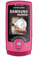 Samsung U600 Pink Mobile Phone  Unlocked
