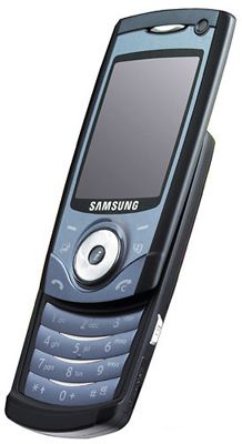 Samsung U700 Sim Free Unlocked Mobile Phone