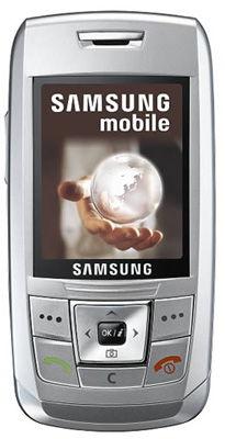 Samsung D900i Mobile Phone Sim Free Unlocked