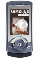 Samsung U600 Blue Mobile Phone  Unlocked
