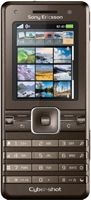 Sony Ericsson K770i Black  Unlocked Mobile Phone