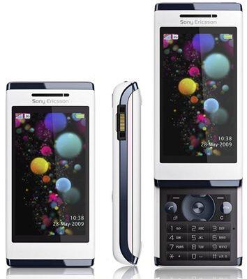Sony Ericsson Aino Sim Free Unlocked Mobile Phone