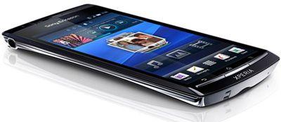 Sony Ericsson Xperia Arc S Sim Free Unlocked Mobile Phone