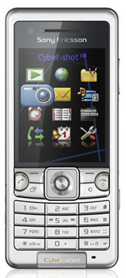 Sony Ericsson C510 Sim Free Unlocked Mobile Phone