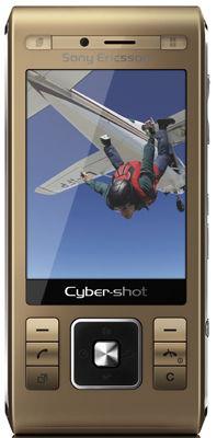 Sony Ericsson C905 (Bronze) Sim Free Unlocked Mobile Phone
