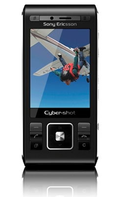 Sony Ericsson C905 Sim Free Unlocked Mobile Phone