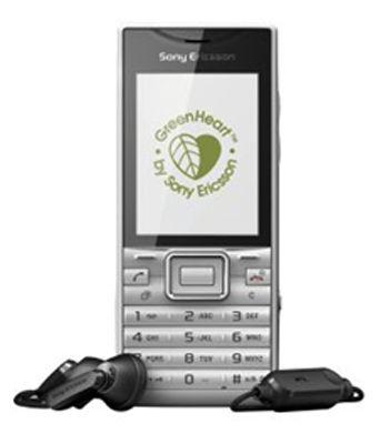 Sony Ericsson Elm Silver Sim Free Unlocked Mobile Phone
