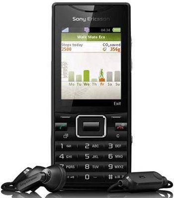 Sony Ericsson Elm Sim Free Unlocked Mobile Phone