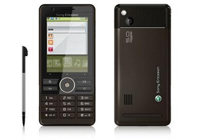 Sony Ericsson G900i Sim Free Unlocked Mobile Phone