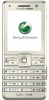 Sony Ericsson K770i Ivory  Unlocked Mobile Phone