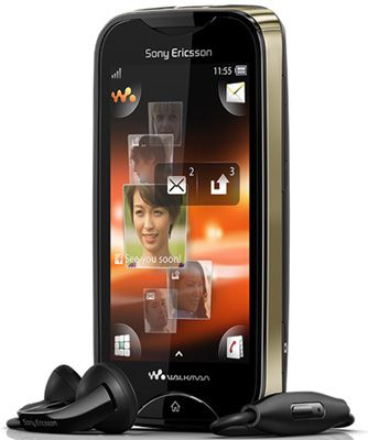 Sony Ericsson Mix Walkman Sim Free Unlocked Mobile Phone